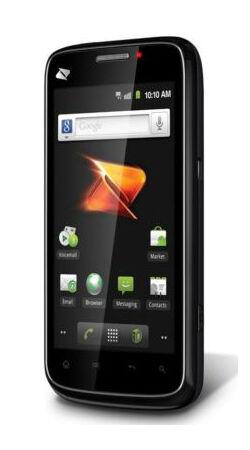 ZTE Warp N860 - 4GB - Black (Boost Mobile) Smartphone