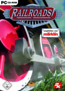 Sid Meier's ~ Railroads ~ PC CD-Rom ~ empfohlen vom Märklin ~