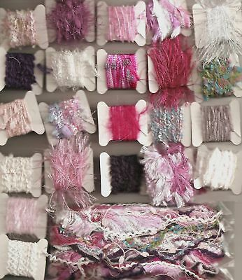 Girl's Rule Scrapbook Altered Art Crazy Quilt Embellishment Tag Fibers SALE!