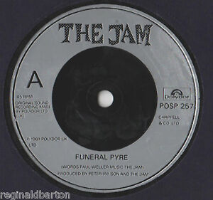 The Jam - Funeral Pyre 7