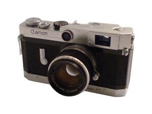 Canon VI-T Rangefinder Film Camera Body ...