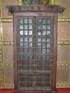 Antique french doors ebay for 18 x 80 french door