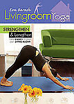 Eva Barash - Living Room Yoga - Hips And Backbending (DVD, 2012)