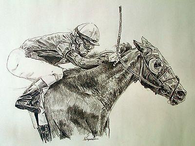 Sports Horse Artist