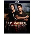 Supernatural: The Complete Eighth Season (Blu-ray Disc, 2013, 4-Disc Set)