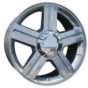 Chevy Trailblazer Rims