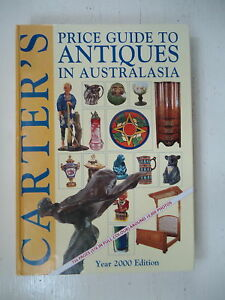 CARTERS-PRICE-GUIDE-ANTIQUES-IN-AUSTRALASIA-2000-ED