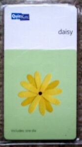 Quickutz Die Cutter - DAISY - Brand New Flower