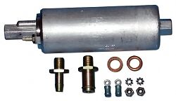 Vortech-8F001-002-In-Line-Fuel-Pump-Universal-1-2-Inlet-5-16-Outlet