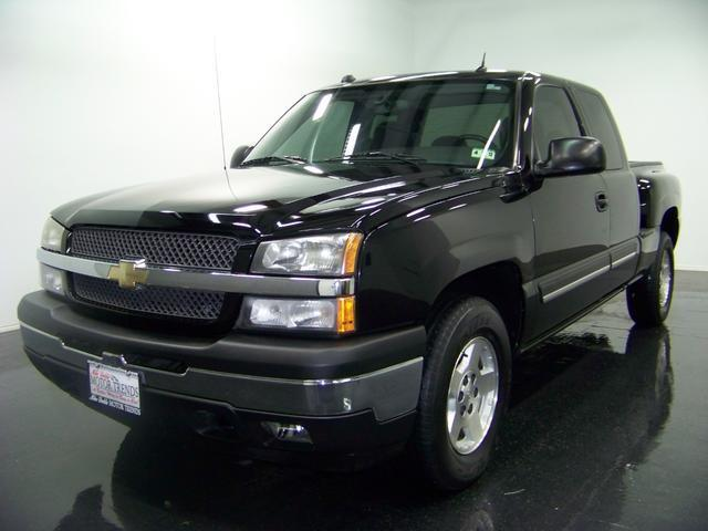 Z71 4WD STEPSIDE SPORTSIDE 5.3 V8 BOSE 1 OWNER TEXAS