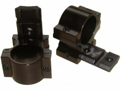 Scope Mount Hi Rings & Bases For Marlin 22 Auto 9 45 336 30aw 30ae 36 444 1895