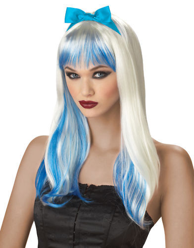 Enchanted Tresses Women Costume Wig Katy Perry Video