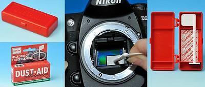Dust-Aid Platinum Sensor Cleaning Kit NEW UK STOCK