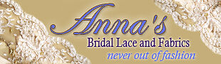 Anna's Bridal Lace and Fabrics