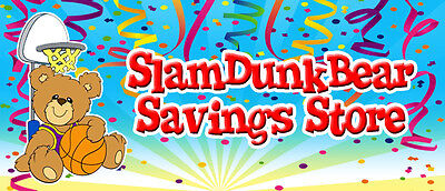 SlamDunkBear Savings Store