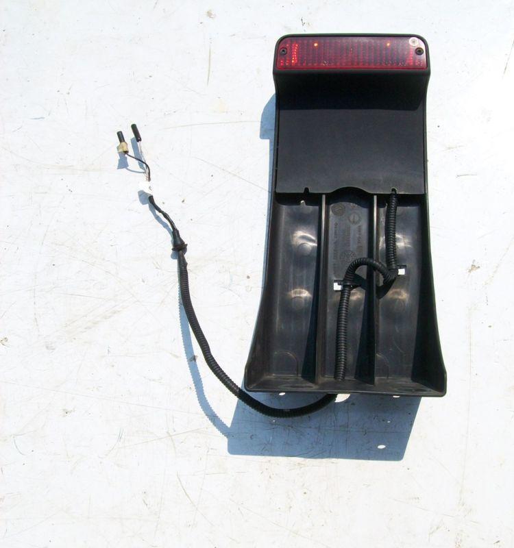 Jeep Wrangler TJ Third Brake Light OEM Assembly 97-06 Lens
