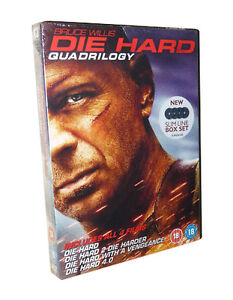 Die Hard Quadrilogy  Die HardDie Hard 2Die Hard With A VengeanceDie Hard 40 - <span itemprop=availableAtOrFrom>Rossendale, United Kingdom</span> - Your satisfaction is very important to us. Please contact us via the methods available within eBay regarding any problems before leaving negative feedback. Any defects, damages, or mat - Rossendale, United Kingdom