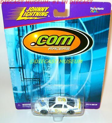 Nascar Cbs Sports  Com Racers Jl Johnny Diecast Rare