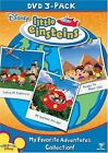Disney's Little Einsteins - 3 Pack (DVD, 2008, 3-Disc Set) (DVD, 2008)