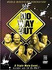WWF - No Way Out 2002 (DVD, 2002)