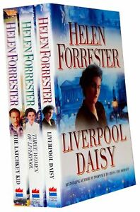 Helen-Forrester-Liverpool-Daisy-Latchkey-kid-3-Books-Collection-Set-Pack-New