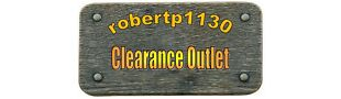 robertp806 Clearance Outlet