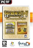 HEROES OF MIGHT AND MAGIC 3 AND 4 COMP f...