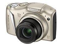 BRAND-NEW-Canon-PowerShot-SX130-IS-12-1-MP-Digital-Camera-in-Black-STILL-SEALED
