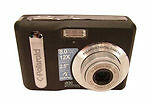 Polaroid I830 8.0 MP Digital Camera - Black