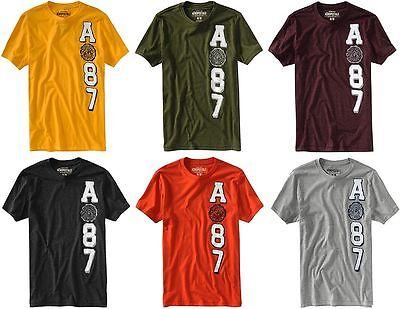 Aeropostale Aero Mens T Shirts Tee Xs,s,m,l,xl,2xl,3xl