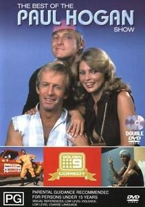 PAUL-HOGAN-The-Best-Of-The-Paul-Hogan-Show-2DVD-BRAND-NEW-PAL