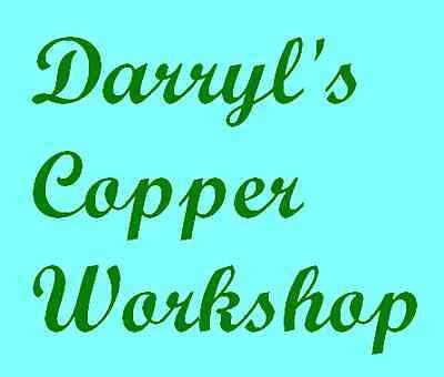 DARRYL'S COPPER WORKSHOP