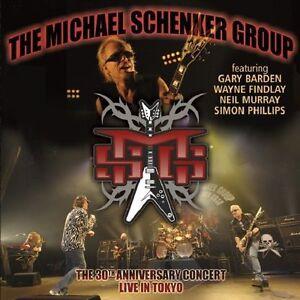 Michael Schenker Group - 30th Anniversary Concert - Live in Tokyo (2010) 2CD NEW