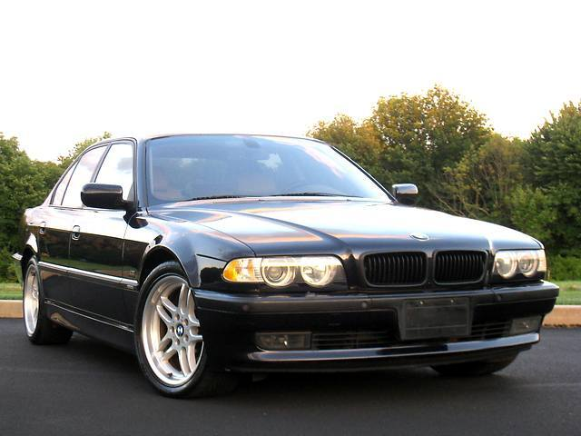 2001 bmw 740i sedan sport m package navigation. Black Bedroom Furniture Sets. Home Design Ideas