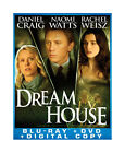 Dream House (Blu-ray/DVD, 2012, 2-Disc Set, Includes Digital Copy; UltraViolet)