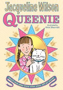 Queenie - New Book Wilson, Jacqueline