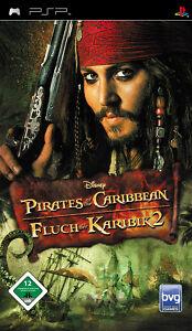 Pirates Of The Caribbean: Fluch der Karibik 2 (Sony PSP, 2006) - Deutschland - Pirates Of The Caribbean: Fluch der Karibik 2 (Sony PSP, 2006) - Deutschland
