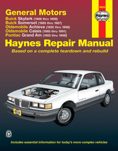 Haynes-Publications-38025-Repair-Manual