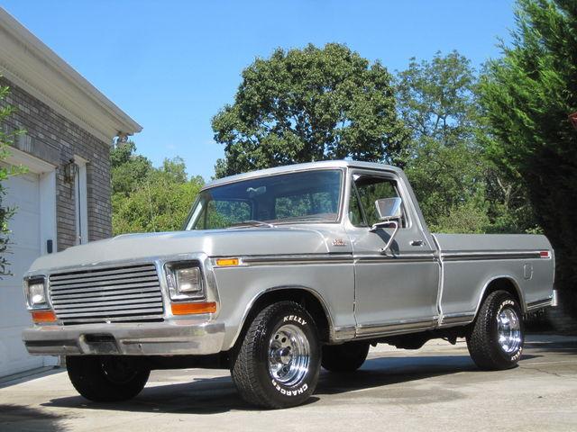 Ford F 100 1979 Ranger Edition Short Bed 351 V8 2wd Low