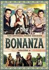 Bonanza: The Official Third Season, Vol. 2 (DVD, 2012, 4-Disc Set)
