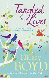 Tangled Lives, Boyd, Hilary, New Book