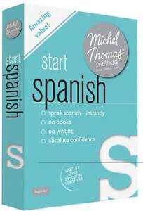 Start Spanish Learn Spanish with the Michel Thomas Method by Michel Thomas - London, Greenwich, United Kingdom - Start Spanish Learn Spanish with the Michel Thomas Method by Michel Thomas - London, Greenwich, United Kingdom