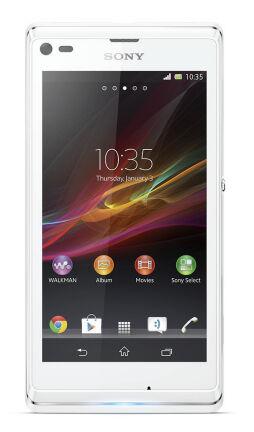 Sony  XPERIA L - 8 GB - White - Smartphone