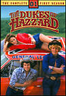 The Dukes of Hazzard - The Complete First Season (DVD, 2012, 5-Disc Set)
