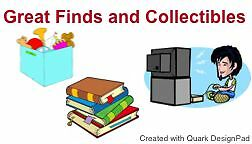 Great Finds and Collectables