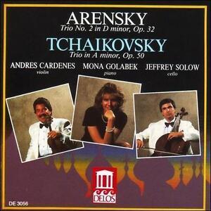 Piano Trios (Golabek) CD NEW