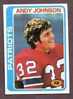 Topps New England Patriots Football Trading Cards