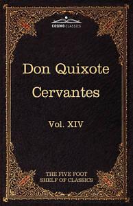 don quixote page count