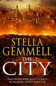 The-City-by-Stella-Gemmell-Paperback-2013-UNREAD