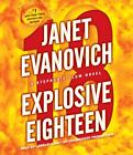 Explosive Eighteen by Janet Evanovich (2013, CD, Unabridged)